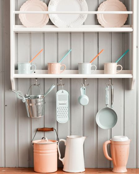 Breathing new life into your kitchen needn't break the bank (Credit: Thinkstock/PA)