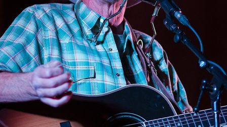 Rich Hall brings his Hoedown tour to St Ives