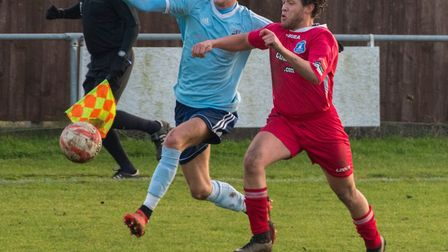 Jack Chandler fired Godmanchester Rovers to a fine victory. Picture: J BIGGS PHOTOGRAPHY