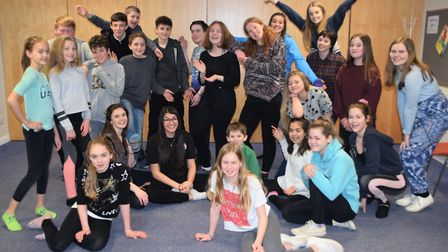 Just So will be performed by the St Albans Youth Music Theatre at The Abbey Theatre
