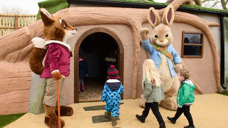 Willows Activity Farm welcomes a certain sly fox to the farm as it launches its latest experience; M