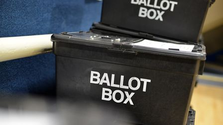 Preparations are underway for the St Albans North by-election. Picture: Kevin Lines.