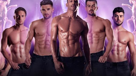 The Dreamboys are returning to The Alban Arena in St Albans