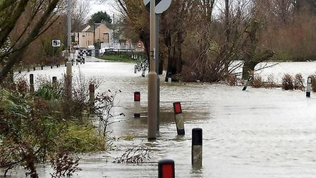 Earith Bridge is closed for the next three days