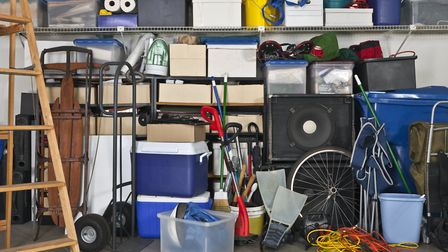 On closer inspection, you may find that many of the things in your garage aren't really needed...