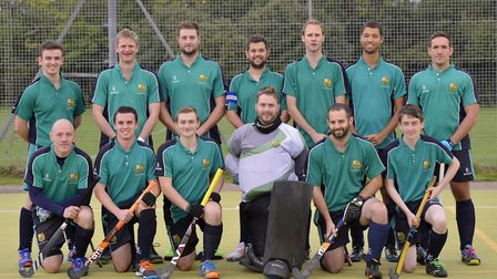 St Ives 2nds, pictured earlier this season, are back row, left to right, Peter Liddle, Matt Jago, Mi