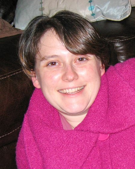 Before Rebecca Mitchell had her colours done at St Albans House of Colour.