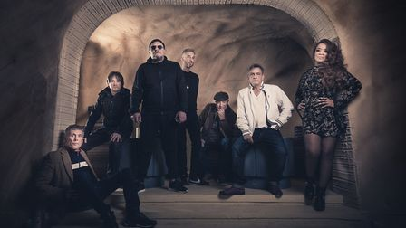 Happy Mondays will headline the 2018 Cool Britannia festival at Knebworth House [Picture: Paul Husba
