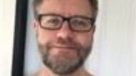 Craig Hodgson has been missing from St Albans since 12.30am this morning. Picture: Herts police