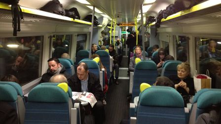 Harpenden commuters are unhappy about new timetable changes.