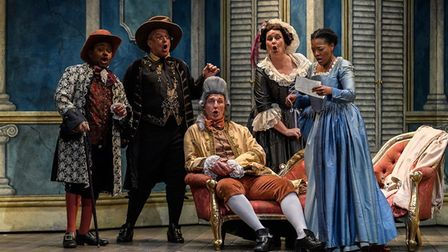The Marriage of Figaro at Cambridge Arts Theatre