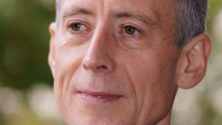 Peter Tatchell. Picture: Colin Harkness