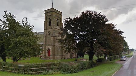 St Mary's Church, in Ramsey. Picture: GOOGLE