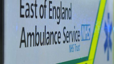 The ambulance service attended a crash between Royston and Bassingbourn on Friday.
