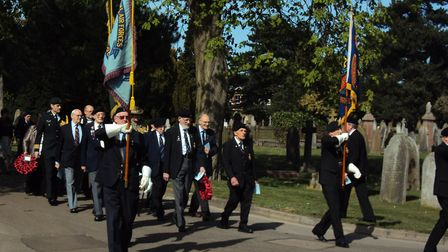 Anzac Day in St Albans, 2011