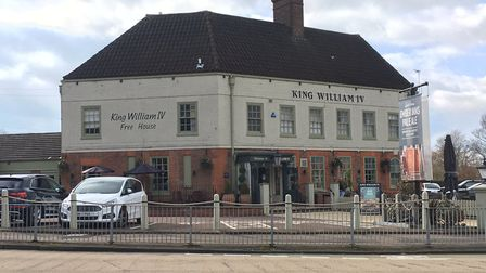 The King William IV, St Albans
