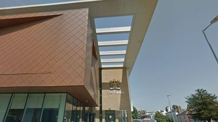 The Forum in Hemel Hempstead, which houses Dacorum Borough Council. Picture: Google.