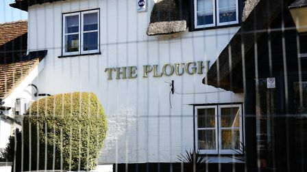 The Plough has recently closed for refurbishment (Picture: DANNY LOO)