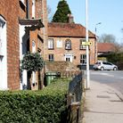 The King Harry, seen from Watling Street (Picture: DANNY LOO)