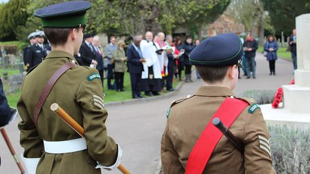 St Albans Anzac Day 2018. Picture: Rob Tillotson