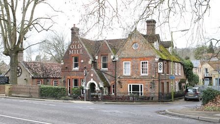 Berkhamsted - The Old Mill Pub and Dining.Picture: Karyn Haddon