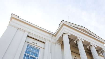 The St Albans Museum and Gallery.