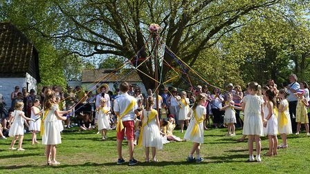 There was lots to see and do at the 50th celebration. Picture: Thriplow Daffodil Weekend. Picture: T