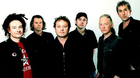 The Levellers will be in Cambridge in July