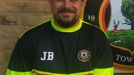 Jimmy Brattan has resigned as Huntingdon Town manager. Picture: HUNTINGDON TOWN FC