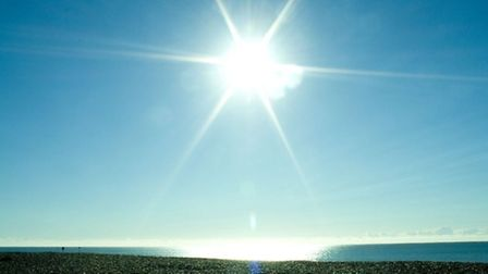 A mini heatwave is expected to blanket Britain. Picture: CONTRIBUTED