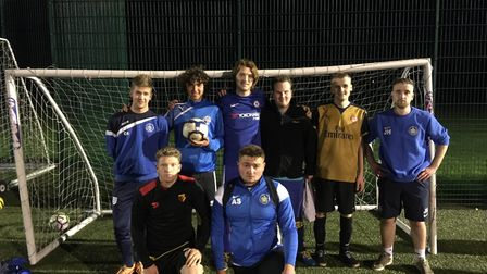 St Albans Disability side are through to the national final of the FA People's Cup for the second ye