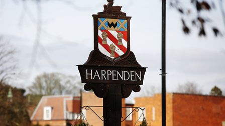 Harpenden. Picture: DANNY LOO
