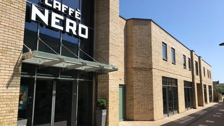 Chequers Court shops could change to food outlets
