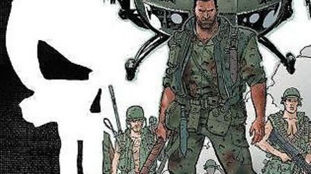 The Punisher: The Platoon