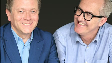 Jon Culsham and Bill Dare will be appearing at The Alban Arena in St Albans
