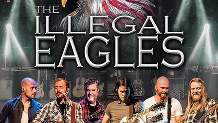 The Illegal Eagles will be appearing at The Alban Arena in St Albans