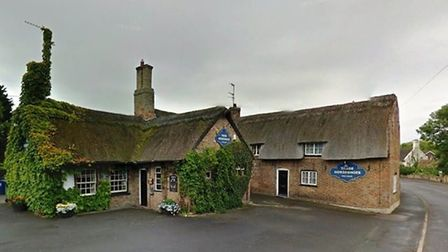 The Three Horseshoes pub, in Wistow. Picture: GOOGLE.