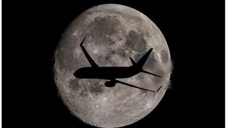 Fly Me To The Moon by Gerry Kelly,