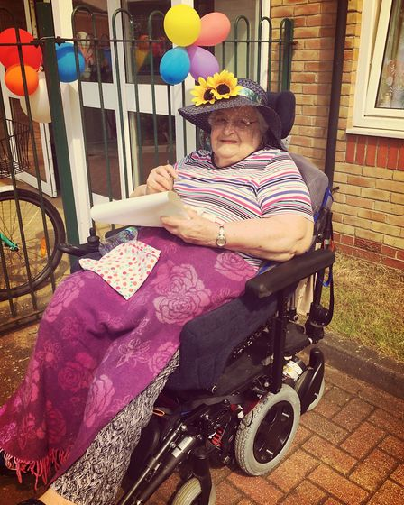 National care home day