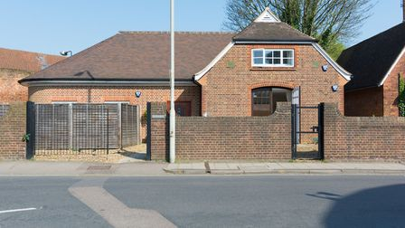 The Old Substation, St Peter's Road, St Albans