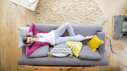Small changes at home can make a big difference to your stress levels (Picture credit:Thinkstock/PA)