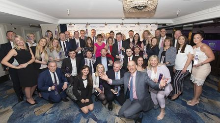 Hamptons Interntaional in St Albans were among the winners at the ESTAS 2018