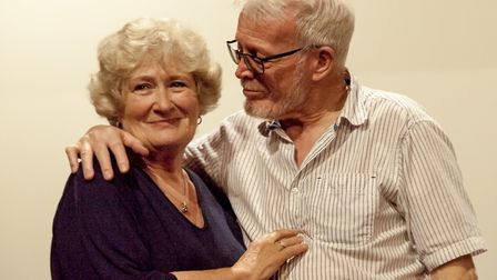 Company of Ten presents On Golden Pond at the Abbey Theatre in St Albans. [Picture: Nick Clarke]