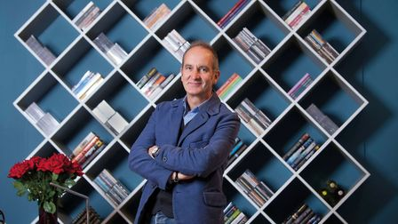 Kevin McCloud (Picture credit: Grand Designs Live/PA)