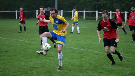 Charlie Gould in action. Picture: Kevin Lines