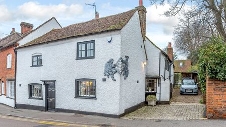 The Old Chequers, Church Street, Welwyn