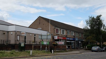 A launderette and a betting shop are some of the amenities on offer in Kings Langley
