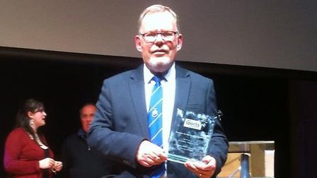 Mervyn Morgan has stepped down as chair of trustees at St Albans City Youth after 32 years with the