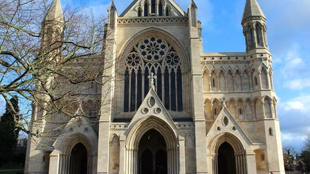 The west end of the Cathedral (Picture: St Albans Cathedral)