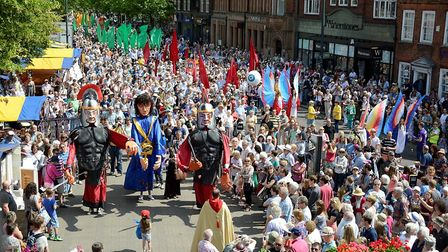The Alban Pilgrimage (Picture: St Albans Cathedral)